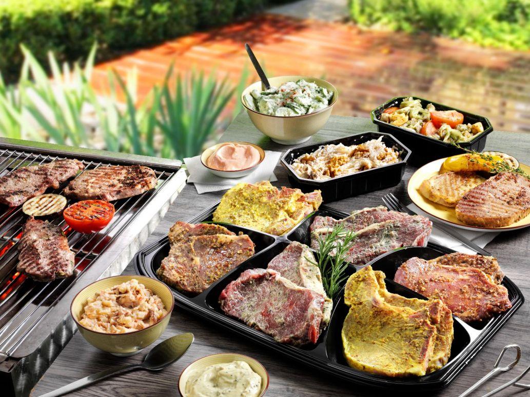 Bourgondisch Barbecue Menu