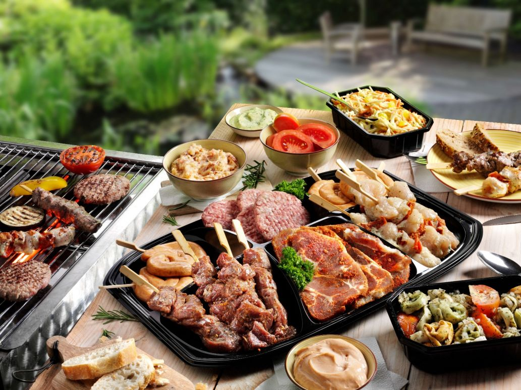 Koningsdag Barbecue Menu